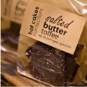Salted butter toffe, blog del chocolate